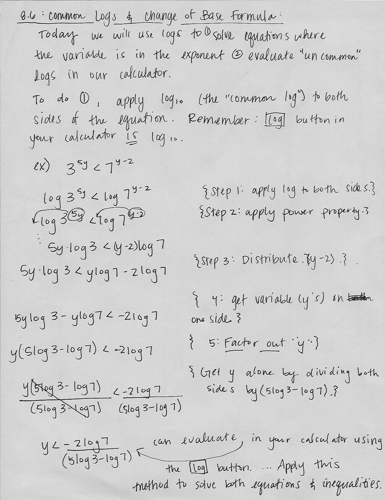 algebra ii ms ferrara s math webpage file